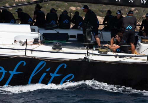 Maxi Yacht Rolex Cup - Giuseppe Cassalia - 18