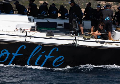 Maxi Yacht Rolex Cup - Giuseppe Cassalia - 19