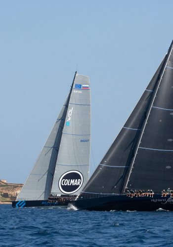 Maxi Yacht Rolex Cup - Giuseppe Cassalia -3