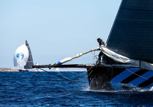Maxi Yacht Rolex Cup - Giuseppe Cassalia - Day 3 - 6
