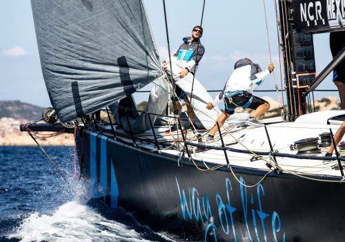 Maxi Yacht Rolex Cup - Giuseppe Cassalia - Day 3 - 7