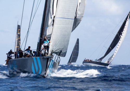 Maxi Yacht Rolex Cup - Giuseppe Cassalia - Day 4 - 1
