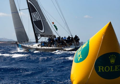 Maxi Yacht Rolex Cup - Giuseppe Cassalia - Day 4 - 12