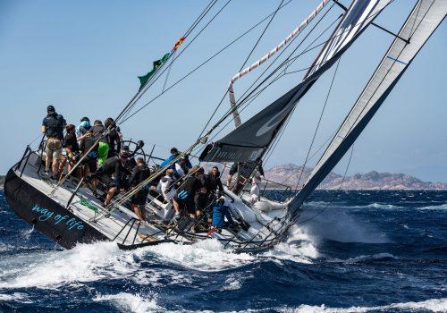 Maxi Yacht Rolex Cup - Giuseppe Cassalia - Day 4 - 16