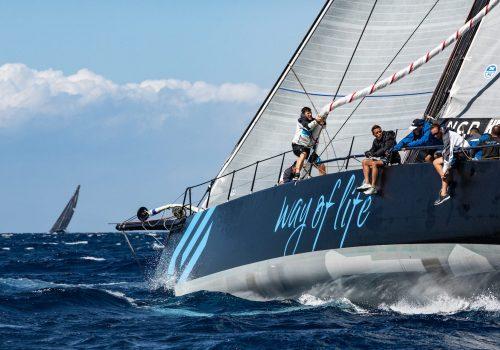 Maxi Yacht Rolex Cup - Giuseppe Cassalia - Day 4 - 17
