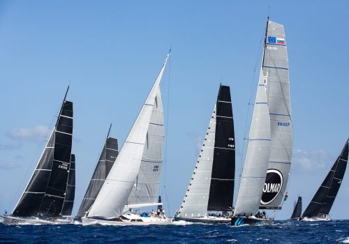 Maxi Yacht Rolex Cup - Giuseppe Cassalia - Day 4 - 3