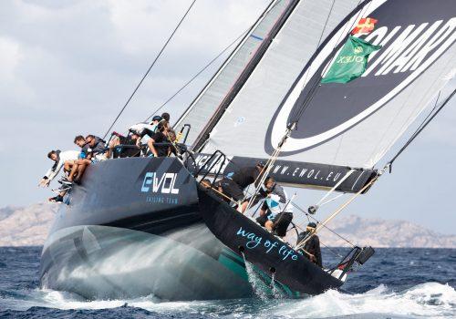 Maxi Yacht Rolex Cup - Giuseppe Cassalia - Day 4 - 6