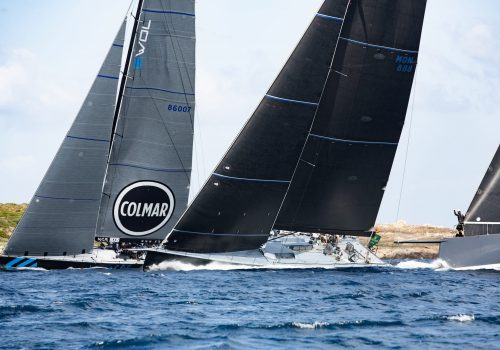 Maxi Yacht Rolex Cup - Giuseppe Cassalia - Day 4 - 7