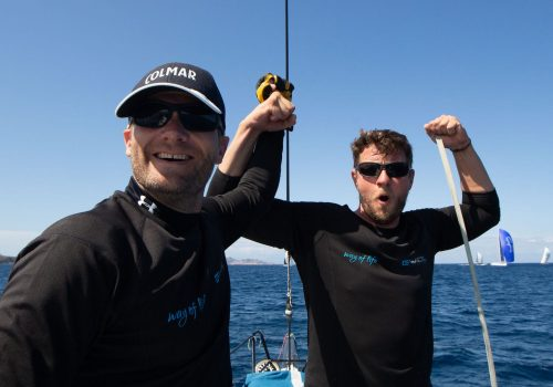 Maxi Yacht Rolex Cup - Giuseppe Cassalia - Day 5 - 14