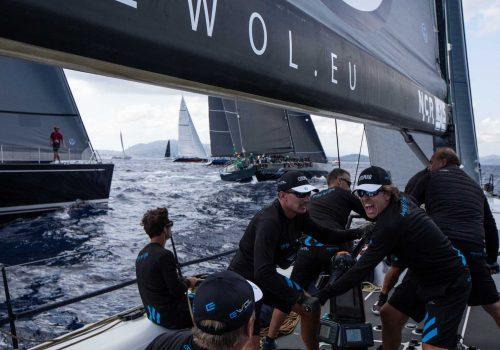Maxi Yacht Rolex Cup - Giuseppe Cassalia - Day 5 - 4