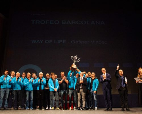 Ewol - Barcolana 2019 Official Prize-Giving Ceremony_14